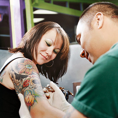 discrimination of tattoos She hopes her experience will help highlight discrimination in the work place and remove the stigma surrounding people with tattoos 'the government want people employed.