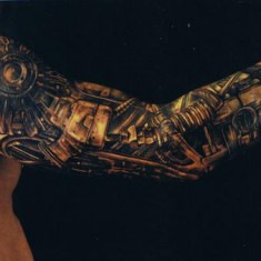 Best steampunk tattoo