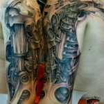 steampunk tattoo