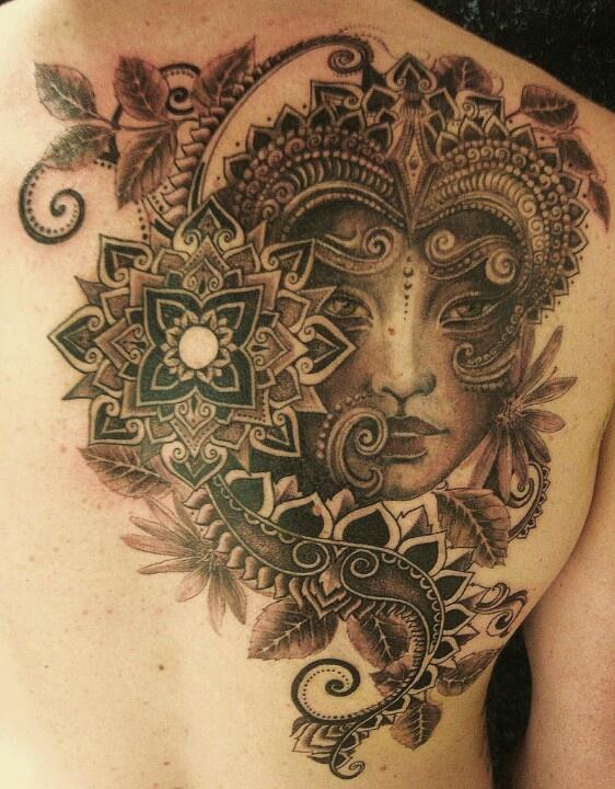 Aztec Tattoos aztec tattoos Interesting Aztec Pattern Tattoo