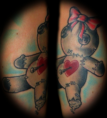 Photo Voodoo Doll Tattoo 16 04 2019 047 Idea 0