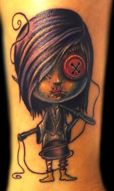 Is a Voodoo Tattoo Right for You? - 16 of the Best Voodoo Tattoos ...