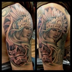 aztec_tattoos_for_girls