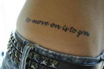 definition quote tattoo design