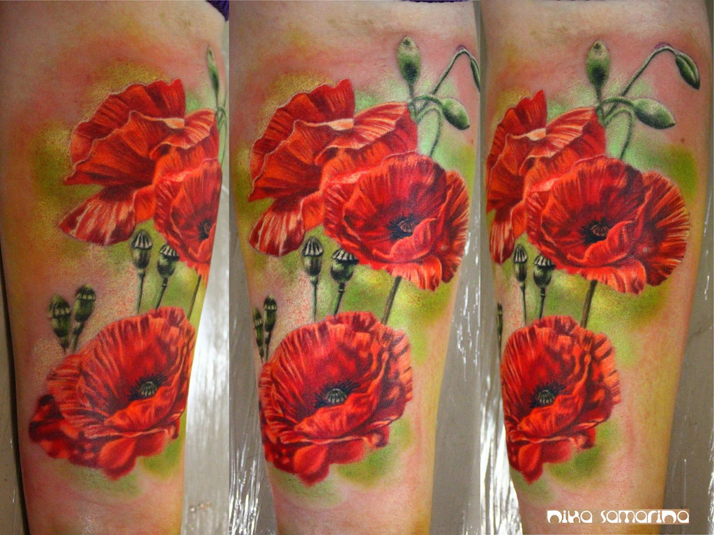 34 Unique Poppy Tattoos Design Of Tattoosdesign Of Tattoos