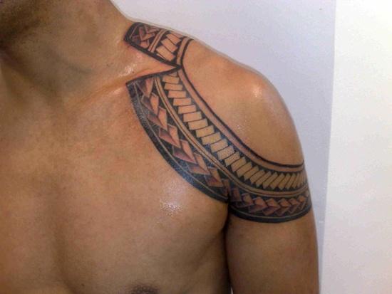 shells hawaiian tattoo design of tattoosdesign of tattoos. Black Bedroom Furniture Sets. Home Design Ideas