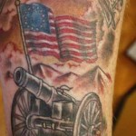 tank military tattoo