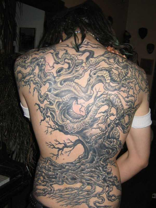 fullback tree tattoo