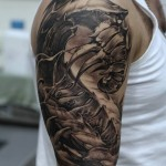 amazing full sleeve by Dmitriy Samohin