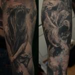 Dmitriy Samohin full sleeve amazing design