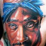 Cecil Porter realistic tattoo design
