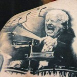 Carlos Torres realistic dark tattoo