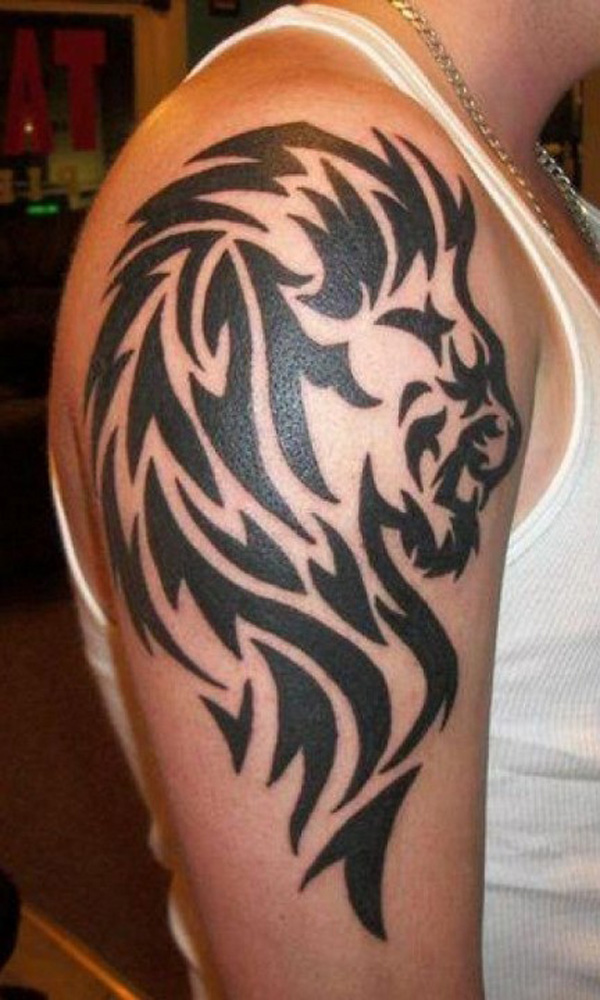 tribal lion tattoo pictures lion tribal of of Tattoos TattoosDesign tattoo Design