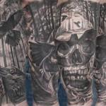 Csaba Kolozsvari black tattoo