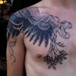 Scott Campbell amazing black tattoo