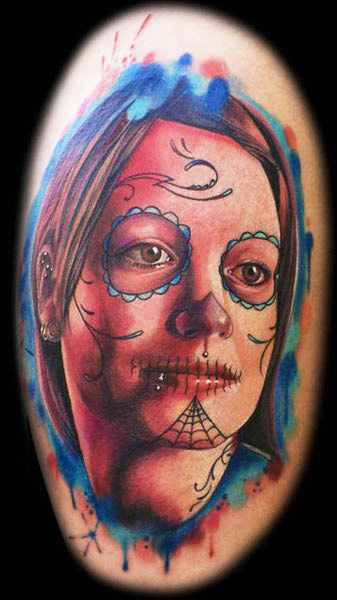 Mario Hartmann creative tattoo design