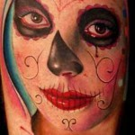 Mario Hartmann detailed portrait tattoo