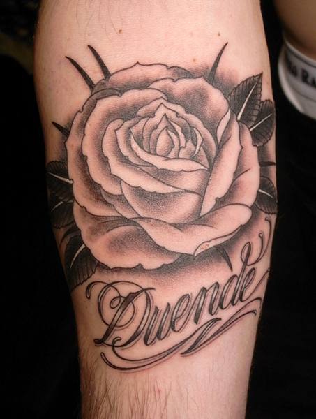 rose tattoo by scott campell design of tattoosdesign of