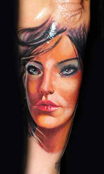 Janos Kovarik tattoo design