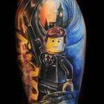 MaxPniewski sleeve tattoo design