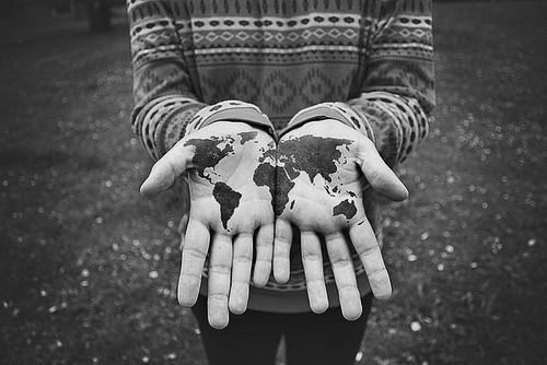 World Map On Hands.World Tattoo Design On Hands Design Of Tattoosdesign Of Tattoos