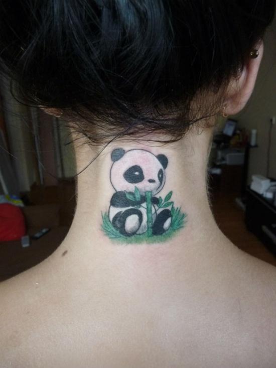 panda tattoo 22 design of tattoosdesign of tattoos. Black Bedroom Furniture Sets. Home Design Ideas