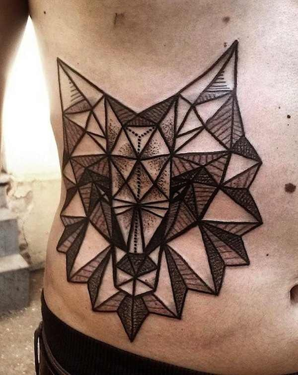 Akaua Pasqual black tattoo