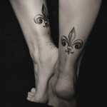 Diana Severinenko simple tattoo design