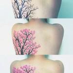 Creating a Cherry Blossom Tattoo