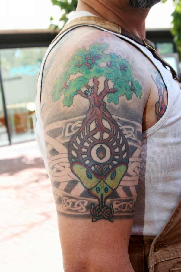 Celtic Tree Of Life Tattoo Design Of Tattoosdesign Of