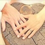 identical wedding ring tattoo design