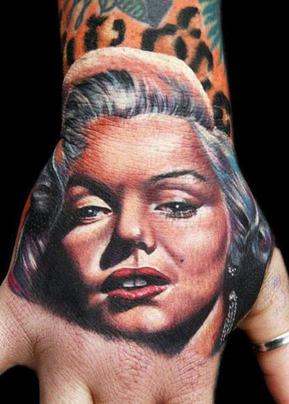 Cecil Porter celebrity tattoo design