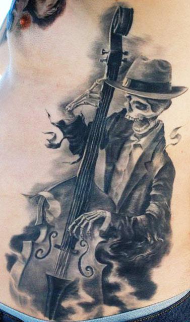 CarlosTorres creative tattoo