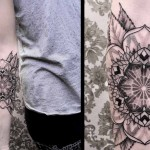 Chaim Machlev cool tattoo on arm