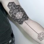 Chaim Machlev creative tattoo