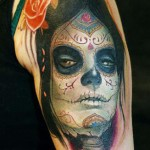 Darwin Enriquez amazing tattoo design on arm