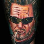 Janos Kovarik celebrities tattoo design