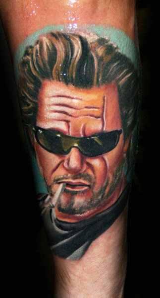 Janos Kovarik celebrities tattoo design