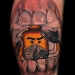 Max Pniewski creative tattoo