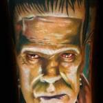 Janos Kovarik movies portrait tattoo