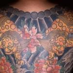 breathtaking yakuza tattoo