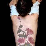 fullback morning glory tattoo