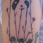 original panda bear tattoo