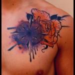 Lukasz Kaczmarek pretty tattoo design